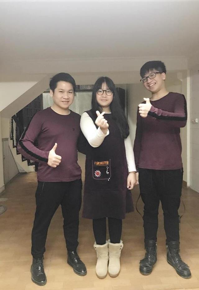 Gia đình ca sĩ Trọng Tấn đã chuẩn bị tinh thần để đón mừng niềm vui chiến thắng.