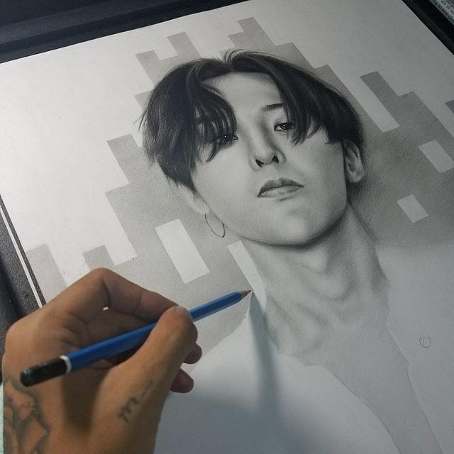 G-Dragon – nhóm trưởng Big Bang
