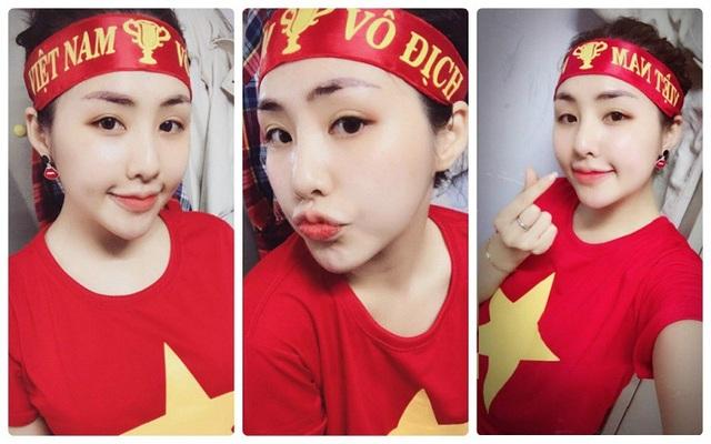 Hot girl Việt dự đoán kết quả trận chung kết U23 Việt Nam - U23 Uzbekistan - 2