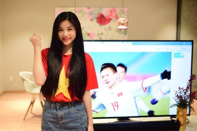 Miss Teen Nam Phương tin Việt Nam sẽ giành chiến thắng