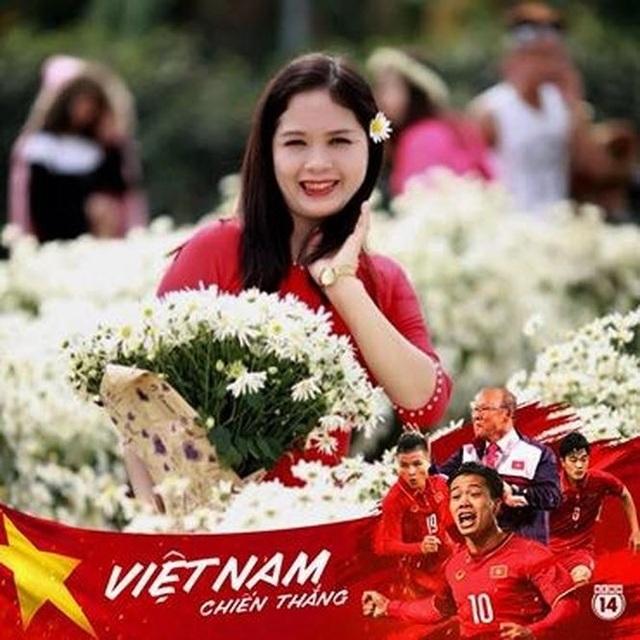 Cô giáo dạy văn Phan Tuyết Hoa chúc Bùi Tiến Dũng và U23 Việt Nam tự tin giành chiến thắng trong trận chung kết.