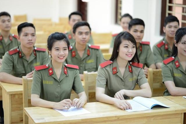Đổi mới tuyển sinh các trường Công an nhân dân - 2