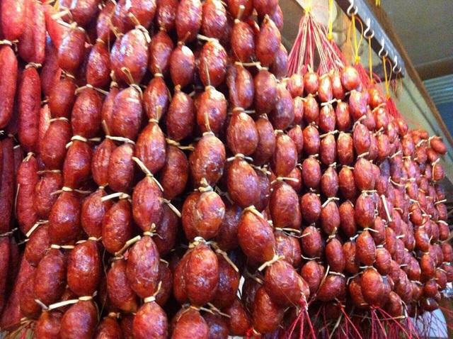 Tung lò mò là món ăn độc đáo của đồng bào người Chăm sinh sống tại An Giang
