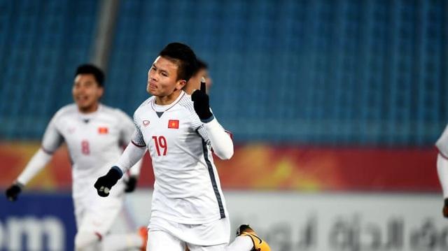 Quang Hải bừng sáng ở giải đấu tầm châu lục