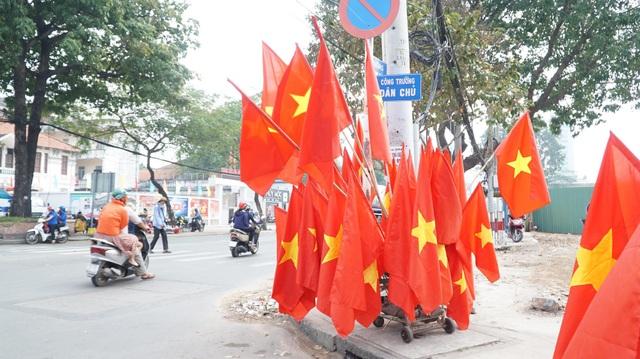 Việt Nam rực sắc đỏ trước trận chung kết U23 châu Á - 5
