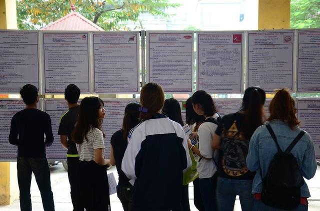Hà Nội: Tăng cường kết nối cung cầu thị trường lao động - 3