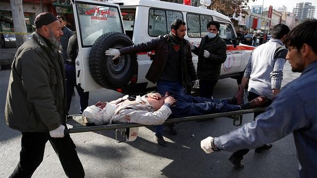 Vụ tấn công khiến ít nhất 63 người chết, 151 người bị thương. (Ảnh: Reuters)