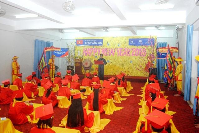 Hội thi Trạng nguyên là hội thi do Hệ thống giáo dục Chu Văn An (Quảng Bình) tổ chức thường niên mỗi độ xuân về.