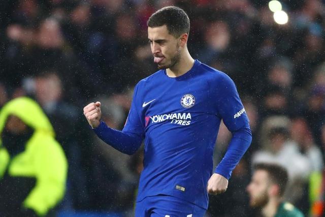 Hazard trong tầm ngắm của Real Madird