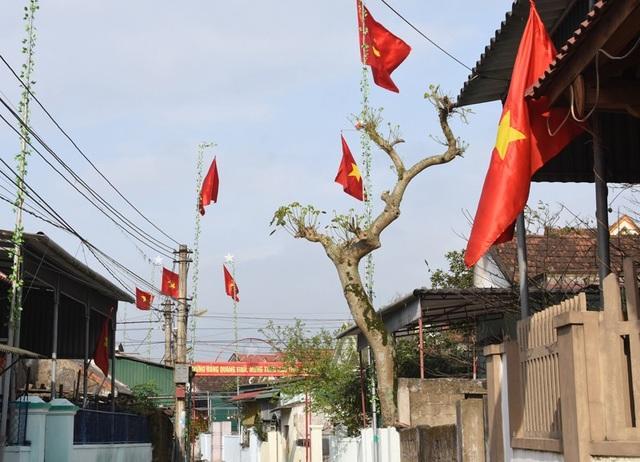 Việt Nam rực sắc đỏ trước trận chung kết U23 châu Á - 34