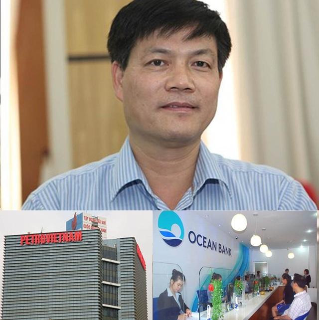 Ông Nguyễn Ngọc Sự từng là người đại diện vốn của PVN tại OceanBank.