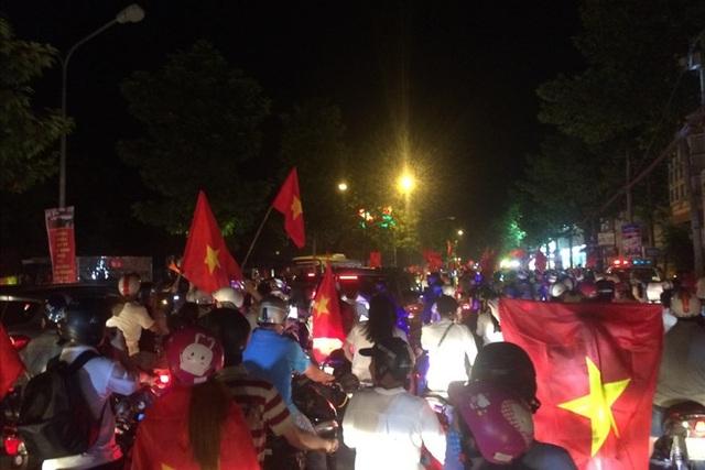 Đồng Nai: Nhiều Công ty nước ngoài cho công nhân nghỉ làm cổ vũ U23 Việt Nam - 1