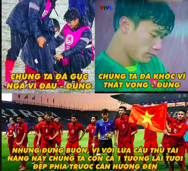 Tương lai của bóng đã Việt Nam vô cùng sáng lạn!