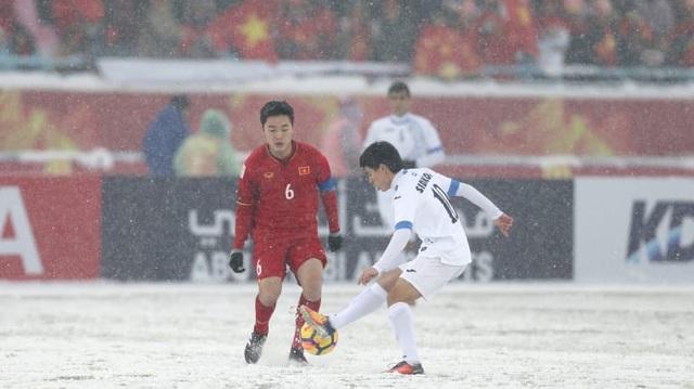 Xuân Trường tin rằng bóng đá Việt Nam có thể tiến xa hơn nữa