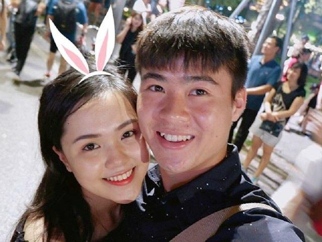 Nửa kia của Đỗ Duy Mạnh là cô gái xinh đẹp Nguyễn Quỳnh Anh
