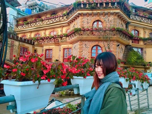Trang Nhung - bạn gái của cầu thủ Văn Toàn.