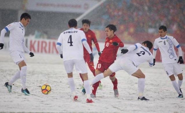 HLV Lê Thụy Hải đánh giá U23 Việt Nam sẽ là nòng cốt tương lai của tuyển Việt Nam