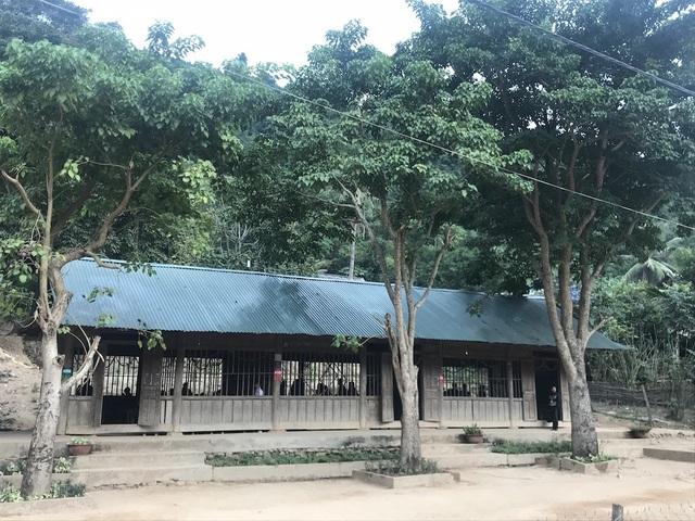 Trường PTDTBT THCS Mai Sơn - còn đó những gian khó ...