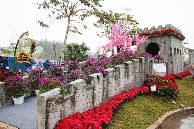 Khai mạc lễ hội hoa kéo dài một tháng tại Sun World Halong Complex - 5