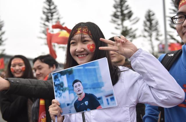 Đón U23 Việt Nam
