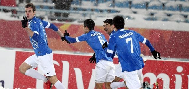 Người dân Uzbekistan không hề lên cơn sốt dù đội nhà vô địch U23 châu Á - 1