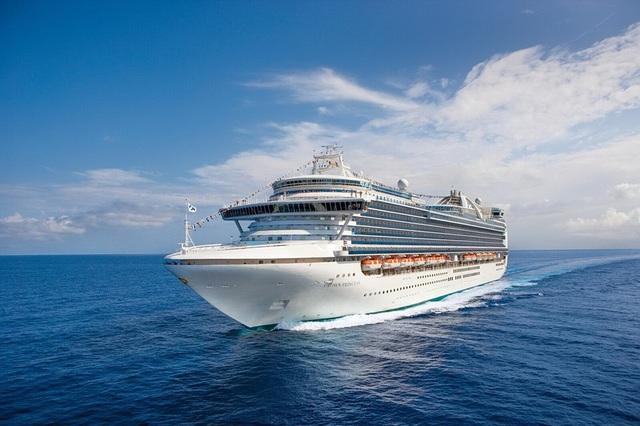 Hành trình 7 ngày tuyệt vời cùng Princess Cruises với mức giá hợp lý 1,819 - 1,889 đô la Sing (khoảng 31 – 32,5 triệu đồng)