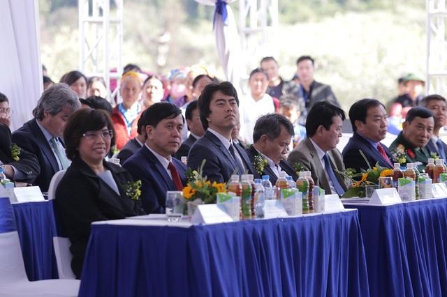Lãnh đạo tập đoàn TH và tỉnh Sơn La có sự hợp tác tốt đẹp để Dự án nhanh chóng được triển khai