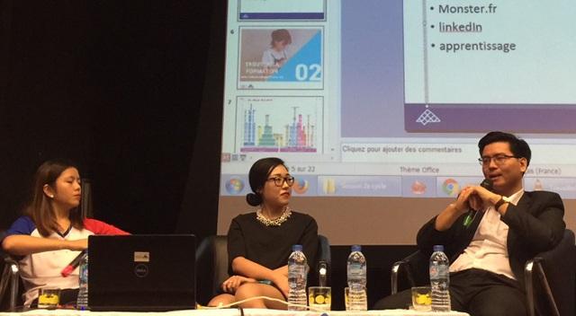 Hội thảo Du học tiến sĩ và thạc sĩ tại Pháp diễn ra tại Hà Nội ngày 27/1.