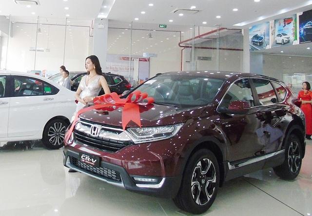 Honda đã có 26 đại lí ôtô trên cả nước - 1