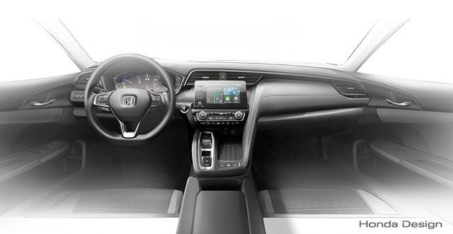 Hé lộ thiết kế mới cho các mẫu xe du lịch trong tương lai của Honda - 3