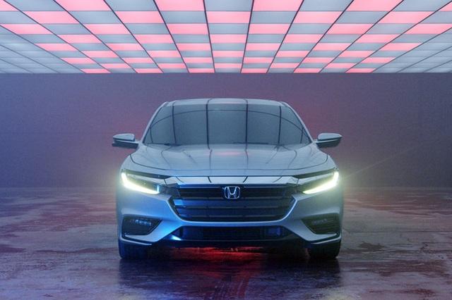 Hé lộ thiết kế mới cho các mẫu xe du lịch trong tương lai của Honda - 1