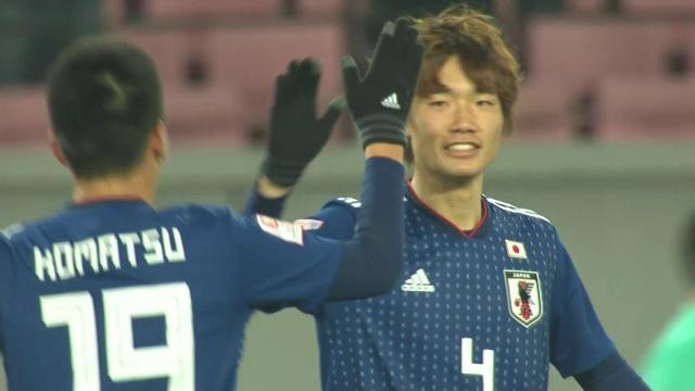 """Ko Itakura là nhân tố nổi bật nhất trong đội hình """"U20"""" Nhật Bản tham dự giải đấu. Cầu thủ này đã thi đấu chững chạc ở tuyến giữa và ghi 2 bàn ở giải đấu. Anh hứa hẹn sẽ là ngôi sao sáng của bóng đá Nhật Bản trong tương lai."""