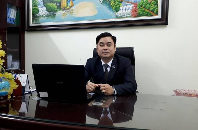 Luật sư Khương Tân Phương. Ảnh: Kim Chiến