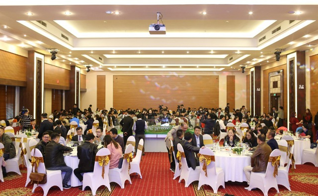 Rất đông khách hàng tới tham dự Lễ ra mặt dự án Monaco Halong.