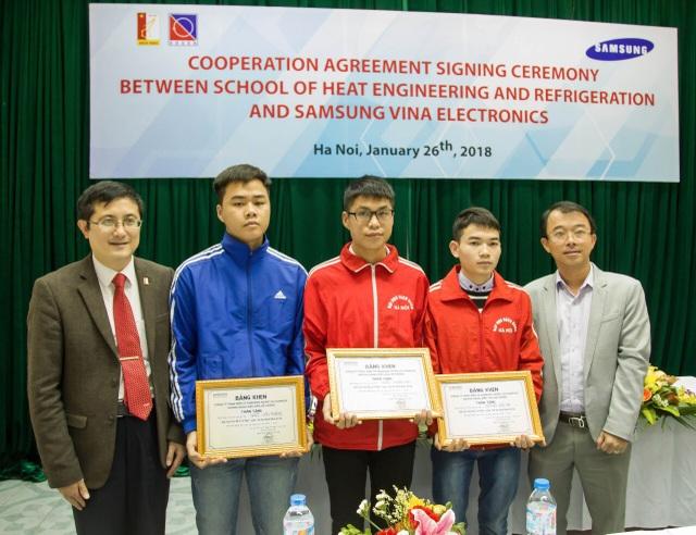 Samsung hợp tác ĐH Bách khoa Hà Nội trong nghiên cứu và đào tạo công nghệ điện lạnh - 2