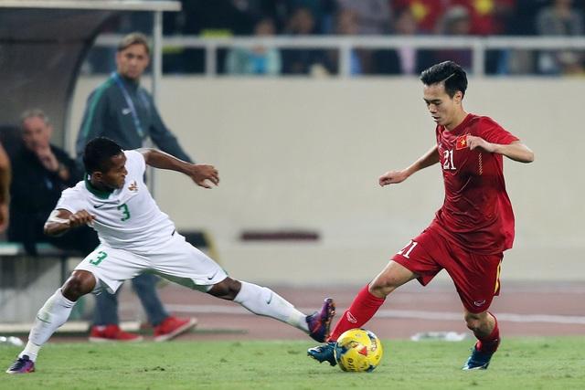 Văn Toàn nhiều lần tỏa sáng khi khoác áo đội tuyển Việt Nam và U23 Việt Nam