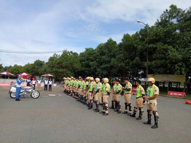 Bùng nổ các hoạt động Lái xe an toàn của Honda Việt Nam trong năm 2017 - 5