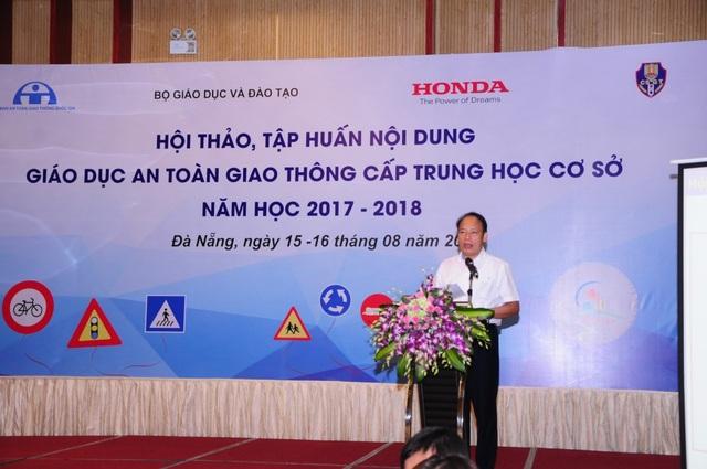 Bùng nổ các hoạt động Lái xe an toàn của Honda Việt Nam trong năm 2017 - 4