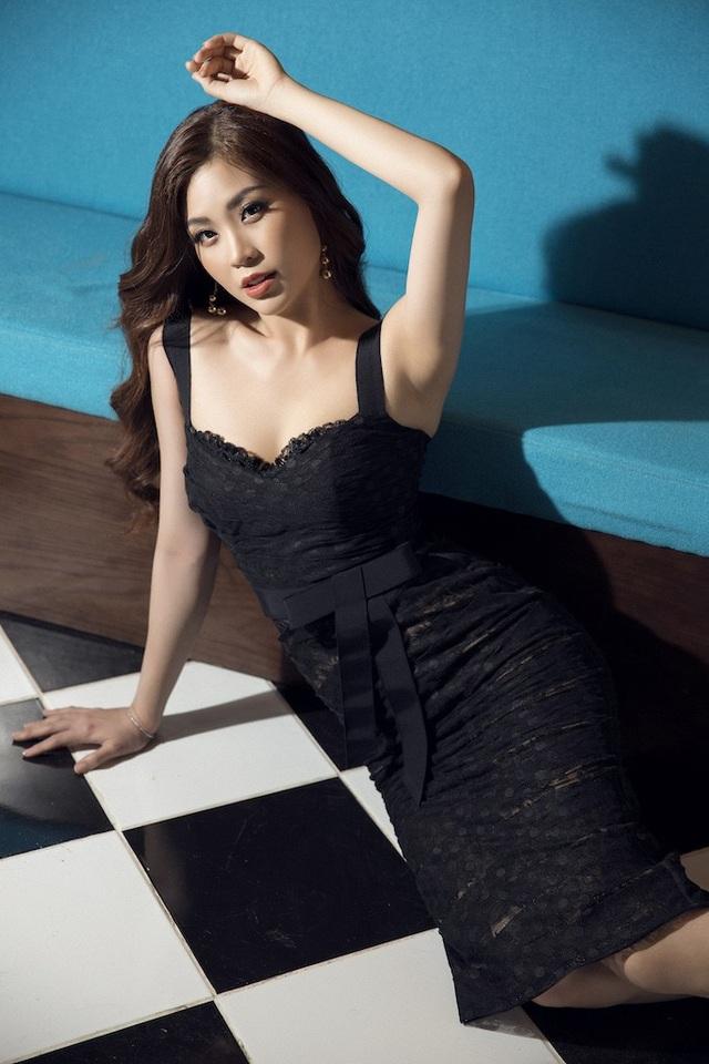 Á hậu Diễm Trang diện trang phục hở bạo dù đã qua một lần sinh nở - 9