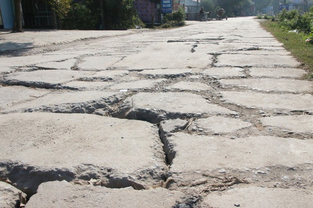 Đê Đại Hà là tuyến đê cấp I, ngoài việc đảm bảo an toàn trong mùa mưa lũ cho hàng nghìn hộ dân sinh sống dọc bờ sông Hồng, đây được xem là tuyến giao thông huyết mạch nối liền hai tỉnh Hà Nam – Nam Định.