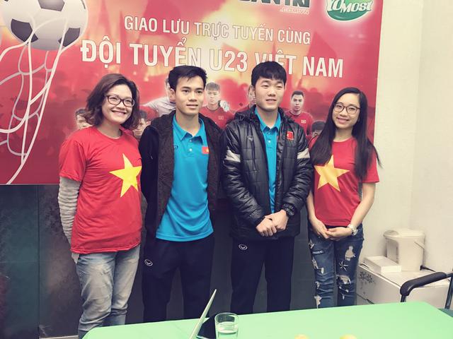 """Xuân Trường: """"U23 Việt Nam không hề ngại phải thi đấu trong mưa tuyết"""" - 9"""