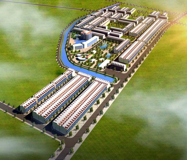 Dự án nằm ngay trên mặt đường chính – đường Thống Nhất trung tâm thành phố Sông Công có diện tích hơn 10ha. LH Đất Xanh Miền Bắc 0936.90.9191