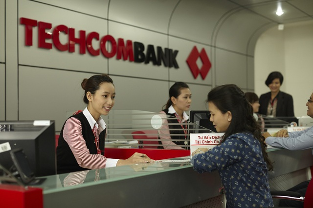 Techcombank báo lãi hơn 8.000 tỷ đồng, nhưng sẽ không chạy đua con số thưởng Tết (ảnh minh họa).