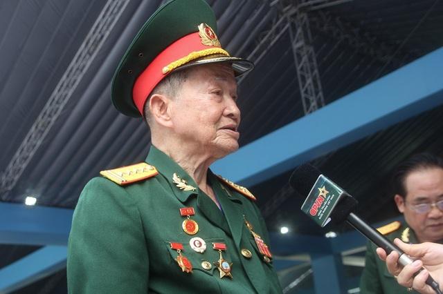 Đại tá Nguyễn Văn Tàu kể về những tháng ngày lịch sử hào hùng của dân tộc