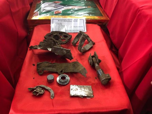 Bộ Quốc phòng giám định hài cốt hai phi công hy sinh ở Tam Đảo - 7