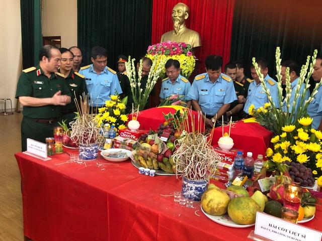 Bộ Quốc phòng giám định hài cốt hai phi công hy sinh ở Tam Đảo - 9