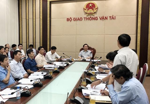 Cuộc họp về Đề án xử lý các vị trí đường ngang, lối đi tự mở đảm bảo an toàn giao thông trên tuyến đường sắt quốc gia