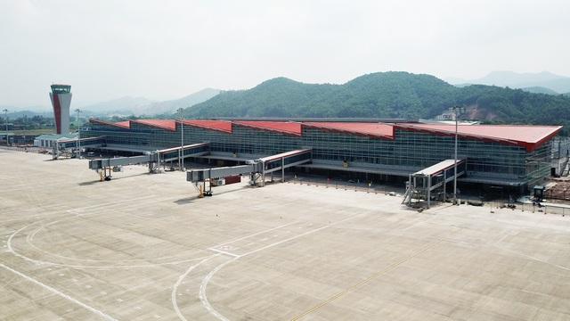 Cảng hàng không quốc tế Vân Đồn dự kiến khánh thành vào cuối năm 2018