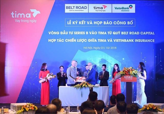 Quỹ ngoại đầu tư thêm 3 triệu USD vào fintech Tima của Việt Nam - 1