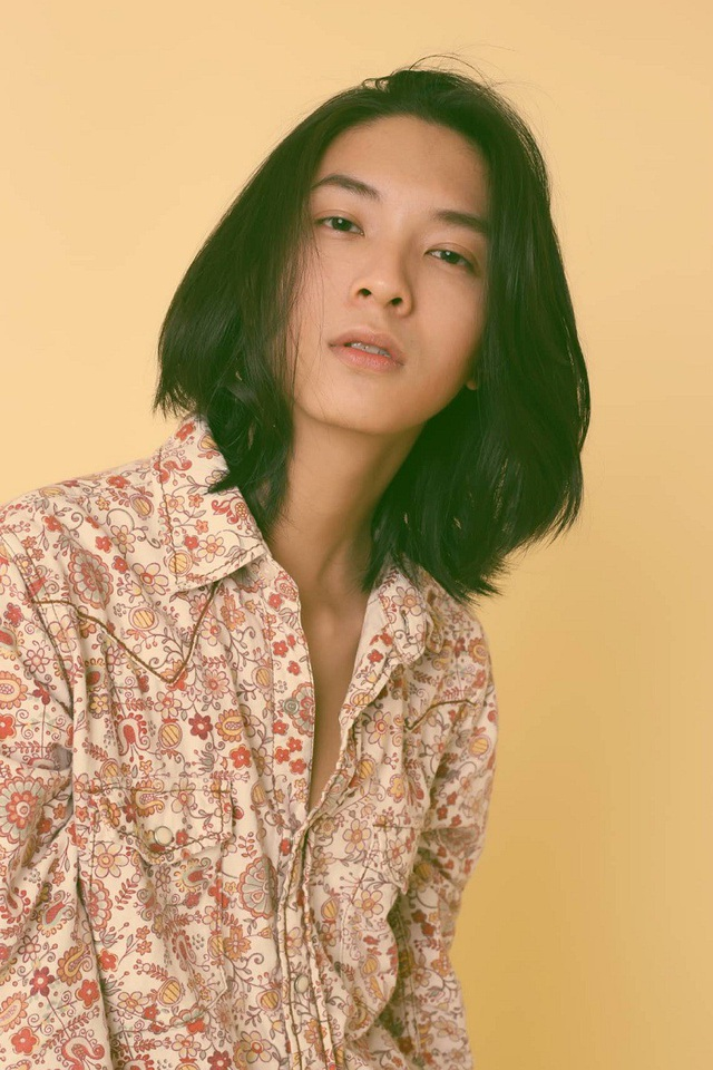 Ngỡ ngàng chàng trai Sài Gòn có tóc dài xinh như thiếu nữ - 9